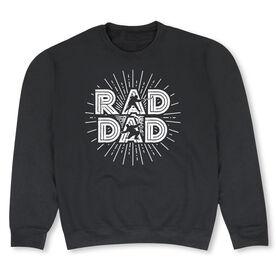 Hockey Crew Neck Sweatshirt - Rad Dad
