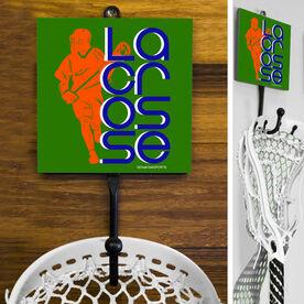 Guys Lacrosse Hook - Lacrosse Out Loud