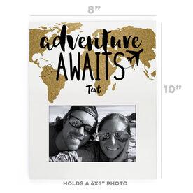 Personalized Photo Frame - Adventure Awaits