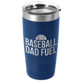 Baseball 20oz. Double Insulated Tumbler - Baseball Dad Fuel