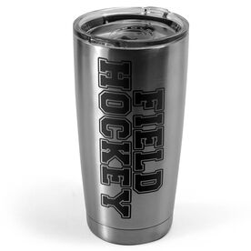 Field Hockey 20 oz. Double Insulated Tumbler - Field Hockey