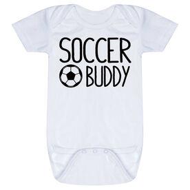 Soccer Baby One-Piece - Soccer Buddy