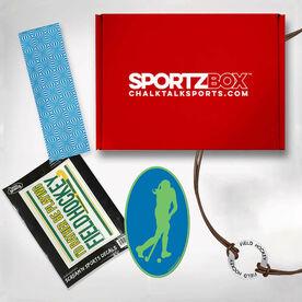 Field Hockey SportzBox Gift Set - Drag Flick