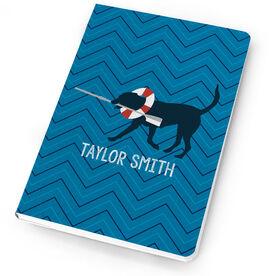 Crew Notebook Cally the Crew Dog