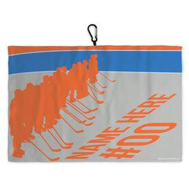 Hockey Skate Towel Hockey Band of Brothers