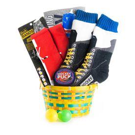 Hockey Life Easter Basket