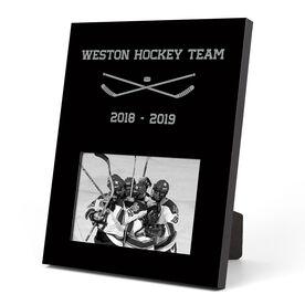 Hockey Photo Frame - Team