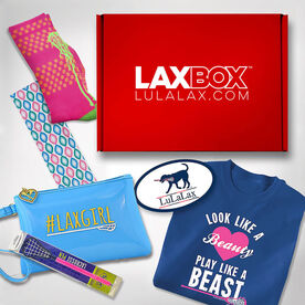 Lacrosse LaxBox Gift Set- Fast-Break
