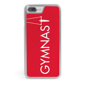 Gymnastics iPhone® Case - Gymnast with Rings