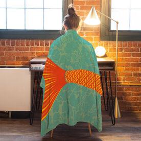 Personalized Premium Blanket - I'm A Mermaid