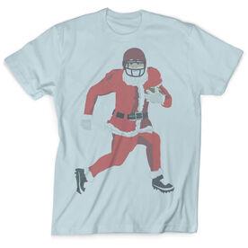 Vintage Football T-Shirt - Santa