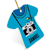 Personalized Ornament - Photographer Outfit