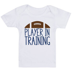 Football Baby T-Shirt - Player In Training