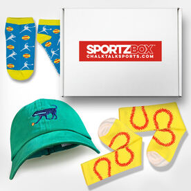Softball SportzBox Gift Set - Double Play