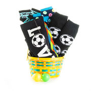 Soccer Love Easter Basket