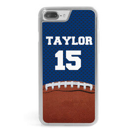 Football iPhone® Case - Personalized Football Image