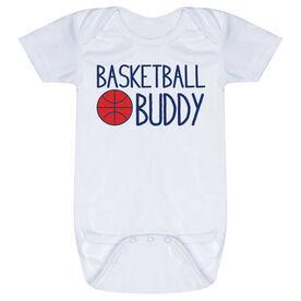 Basketball Baby One-Piece - Basketball Buddy