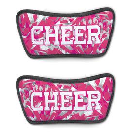 Cheerleading Repwell® Sandal Straps - Cheer Pom Pom