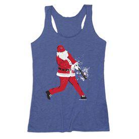 Baseball Women's Everyday Tank Top - Baseball Santa