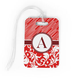 Personalized Bag/Luggage Tag - Elegant Monogram