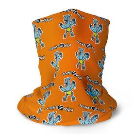 Seams Wild Wrestling Multifunctional Headwear - Llama Slamma (Pattern) RokBAND