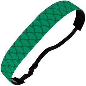 Julibands No-Slip Headbands - Mermaid Scales