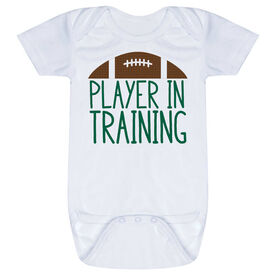 Football Baby One-Piece - Player In Training