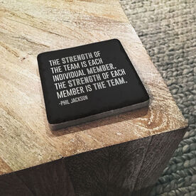 Stone Coaster - The Strength Of The Team
