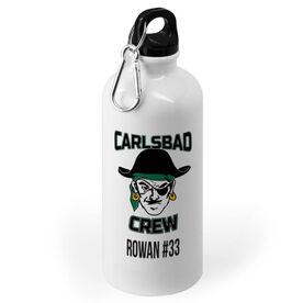 Crew 20 oz. Stainless Steel Water Bottle - Custom Logo