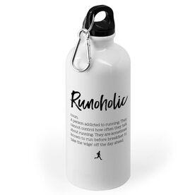 Running 20 oz. Stainless Steel Water Bottle - Runaholic