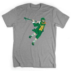 Guys Lacrosse Short Sleeve T-Shirt - St. Hat-Tricks
