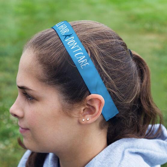 Softball Juliband No-Slip Headband - Softball Hair Don't Care