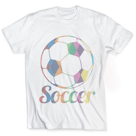 Vintage Soccer T-Shirt - Geoball