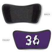 Soccer Repwell® Slide Sandals - Custom Soccer Number