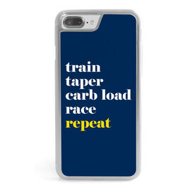 Running iPhone® Case - Run Mantra (Repeat)
