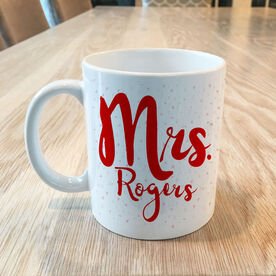 Mrs. Personalized Mug