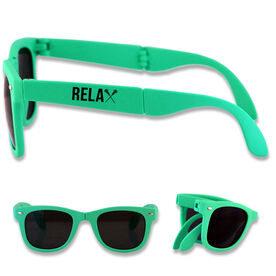 Foldable Lacrosse Sunglasses Relax