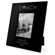 Swimming Engraved Picture Frame - Coach