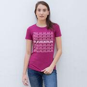 Women's Everyday Runners Tee - FalalalaRun