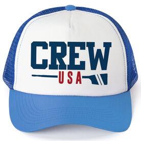 Crew Trucker Hat - Crew USA