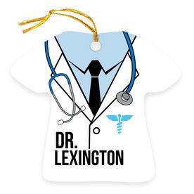 Personalized Ornament - Doctors Outfit Suit