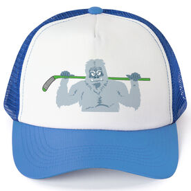 Hockey Trucker Hat Yeti