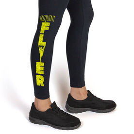 Cheer Leggings Frequent Flyer