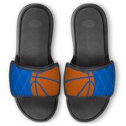 Basketball Repwell® Slide Sandals - Ball Reflected