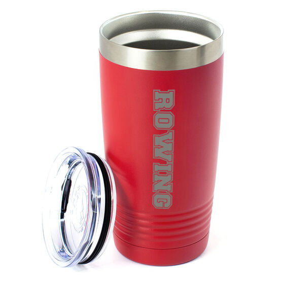 Crew 20 oz. Double Insulated Tumbler - Rowing