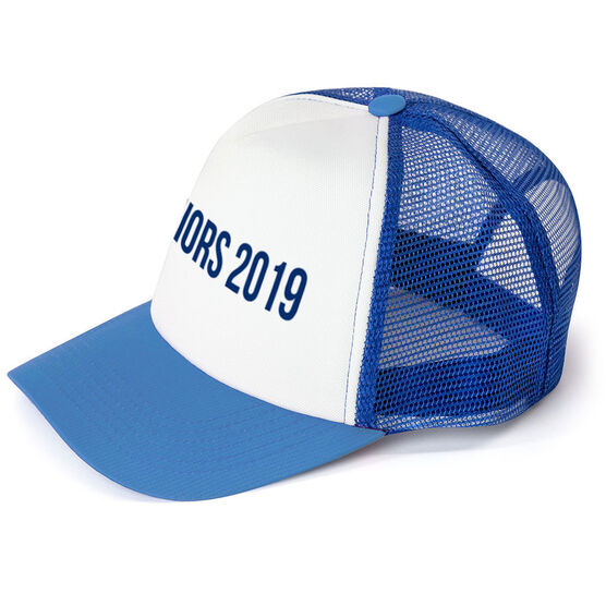 Personalized Trucker Hat - Custom Text