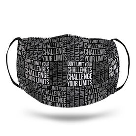 Running Face Mask - Don't Limit Your Challenges