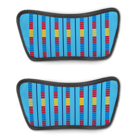 Swimming Repwell® Sandal Straps - Swim Lanes