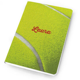 Tennis Notebook Tennis Ball
