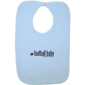 Football Baby Bib